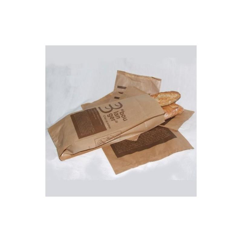 1000 sacs pain papier 160x350 identite boulanger la boutique du boulanger. Black Bedroom Furniture Sets. Home Design Ideas