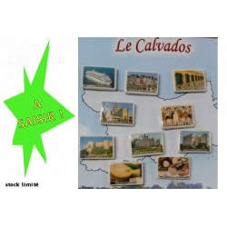 10 FEVES CALVADOS (uniquement)