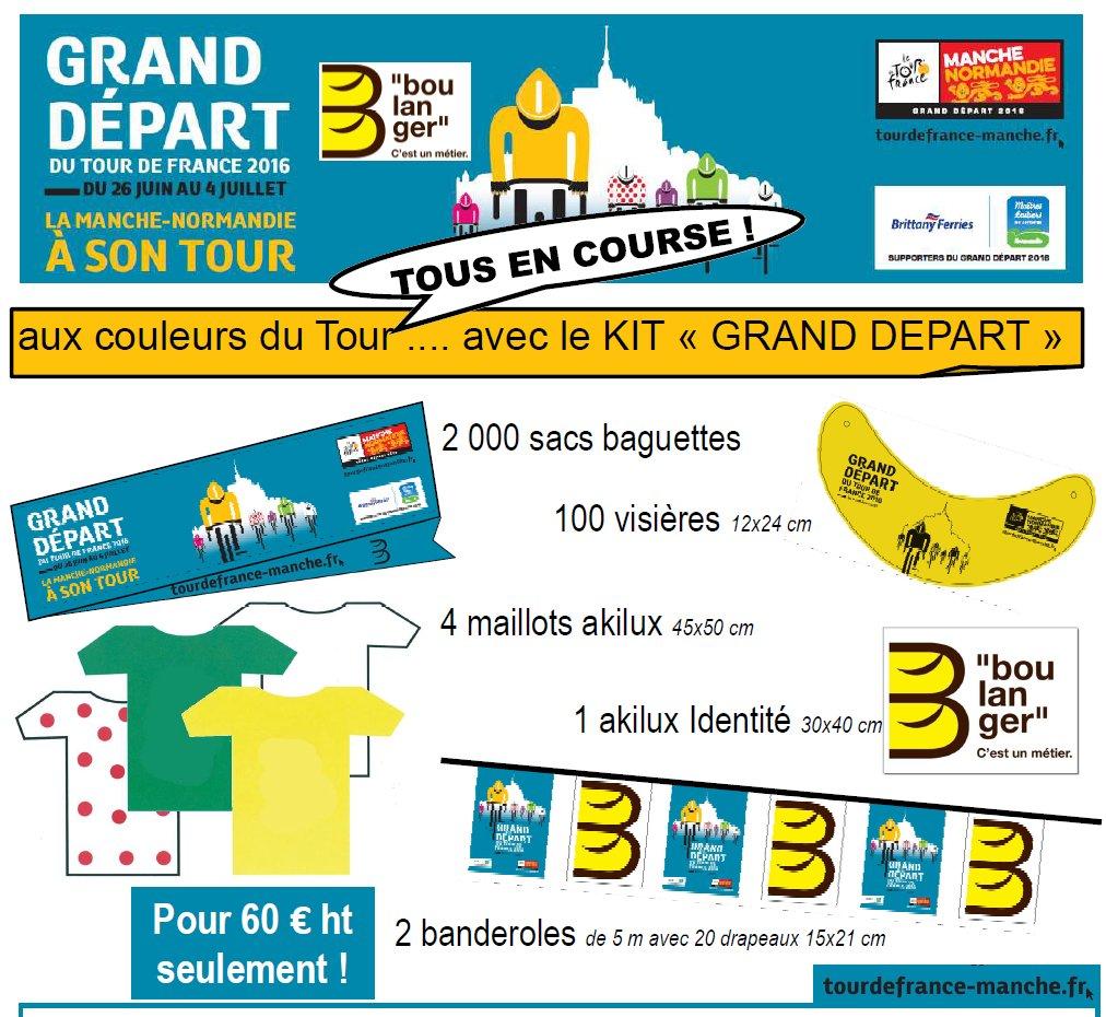 kit Grand Départ