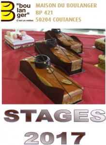 Catalogue stages 2017